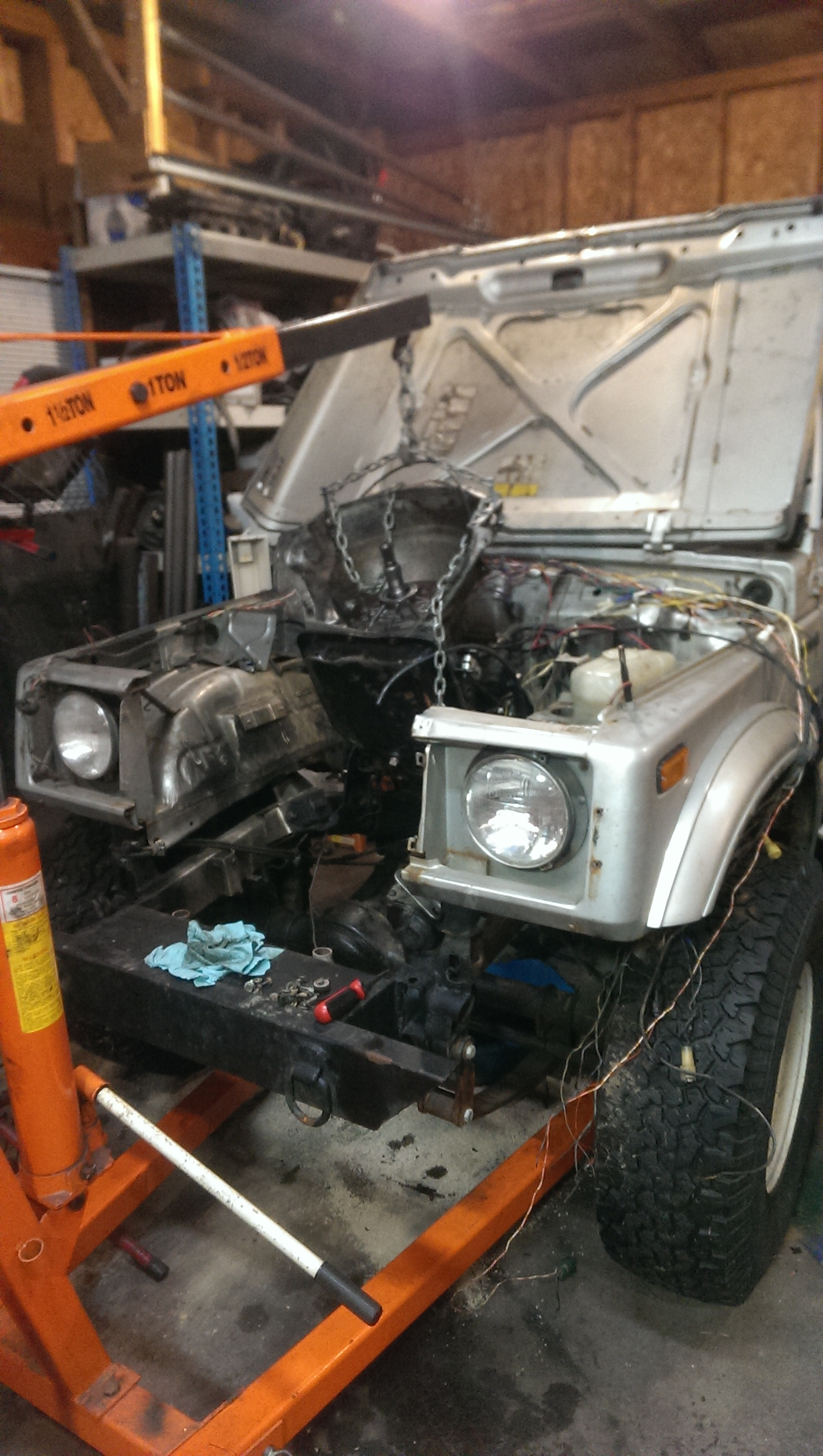 1988 Suzuki Samurai 4g63 Swapped Page 2 Gearbox Rebuild Rewire The Engine Bay And Get Trans Repaired It Is Missing Third
